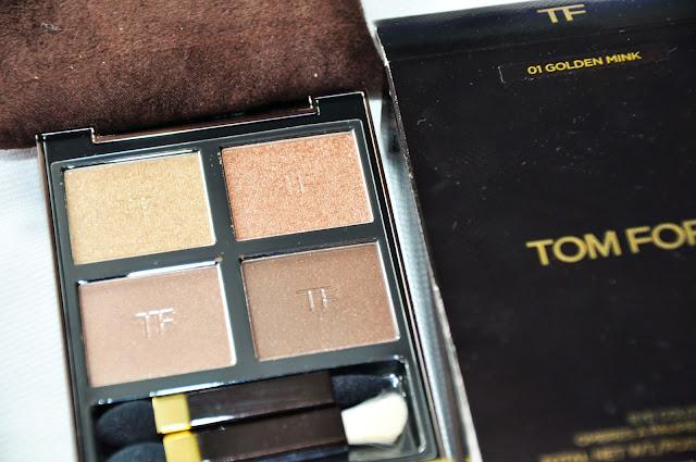 Тени Tom Ford Golden Mink