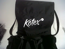 BOLSO SAMPLING KOTEX