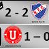 Sub 23 - Liguilla 2011 - Resultados Fecha 1