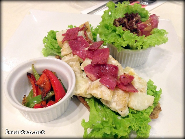 Meatworks Potato Salad - RM20