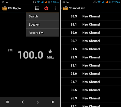 SKK Mobile Radiance FM Radio