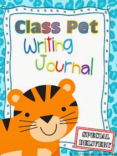 http://www.teacherspayteachers.com/Product/Class-Pet-Writing-Journal-298932