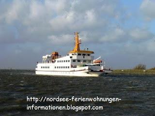 Nordsee Ferienwohnungen Informationen