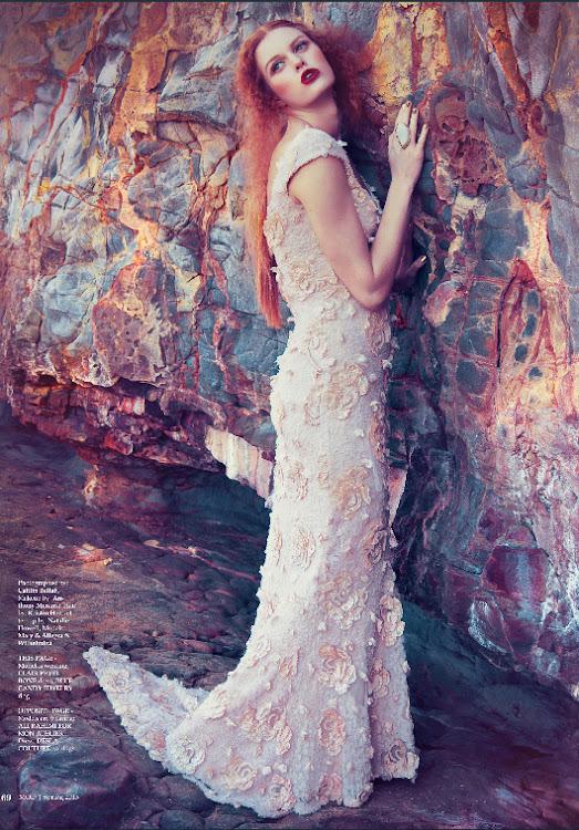 Mary Creel - Cast Images Model - Mod Magazine