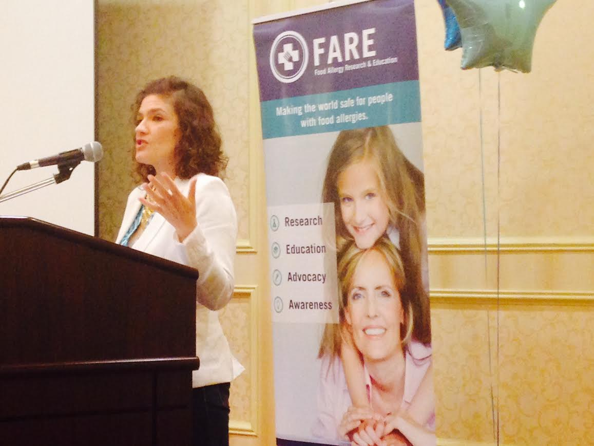 food allergy counseling: north jersey food allergy conference, 2014