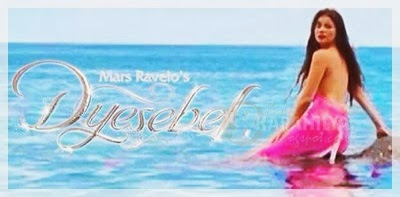 Anne Curtis as Dyesebel in pink tail