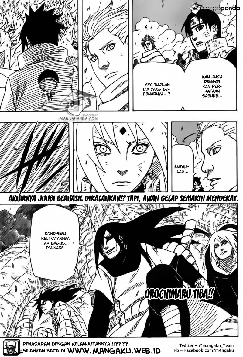 Download Komik Manga Naruto Shippuden Chapter 634 Bahasa Indonesia