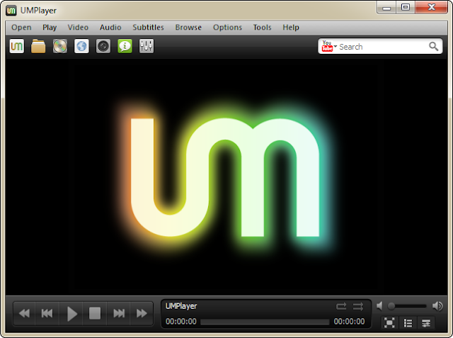تحميل برنامج يو إم بلاير لتشغيل جميع تنسيقات الصوت والفيديو لويندوز ولينكس وماك مجاناً UMPlayer-0.98
