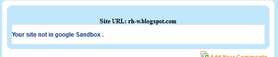 cara mengecek artikel masuk blacklist atau tidak