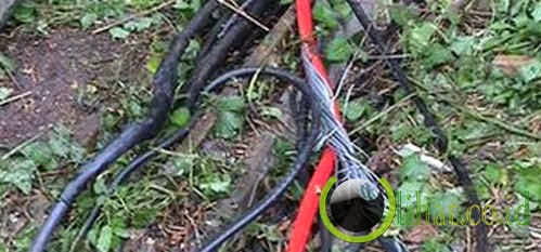 Pencurian Listrik & Kabel Listrik / Telepon
