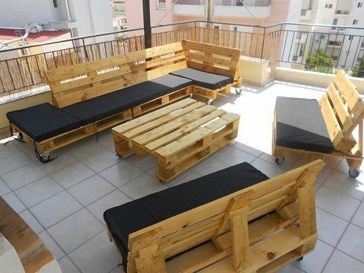 Storage Facilities Pallet Furniture Ideas Shelves
