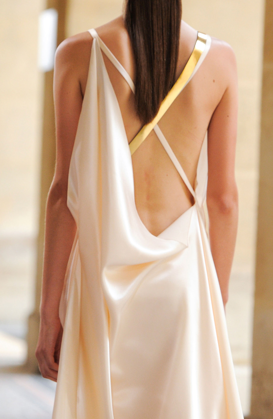 Bouchra Jarrar Haute Couture Fall 2015 via fashioned by love british fashion blog