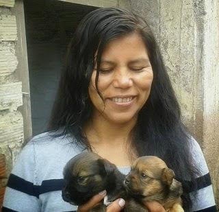 BERTHA Y EL CARIÑO ESPECIAL POR LOS ANIMALES
