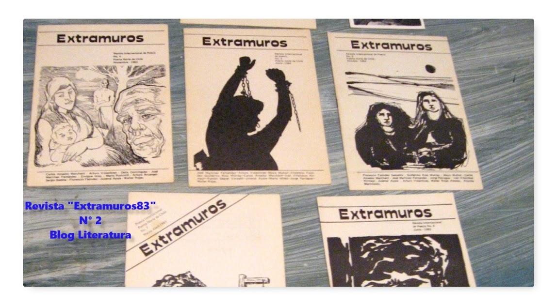 Revista Extramuros83 N° 2