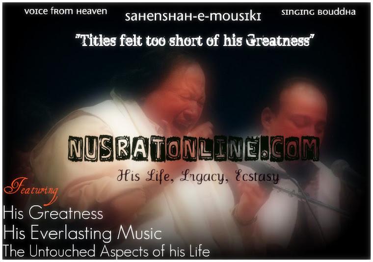 Nusrat Forever
