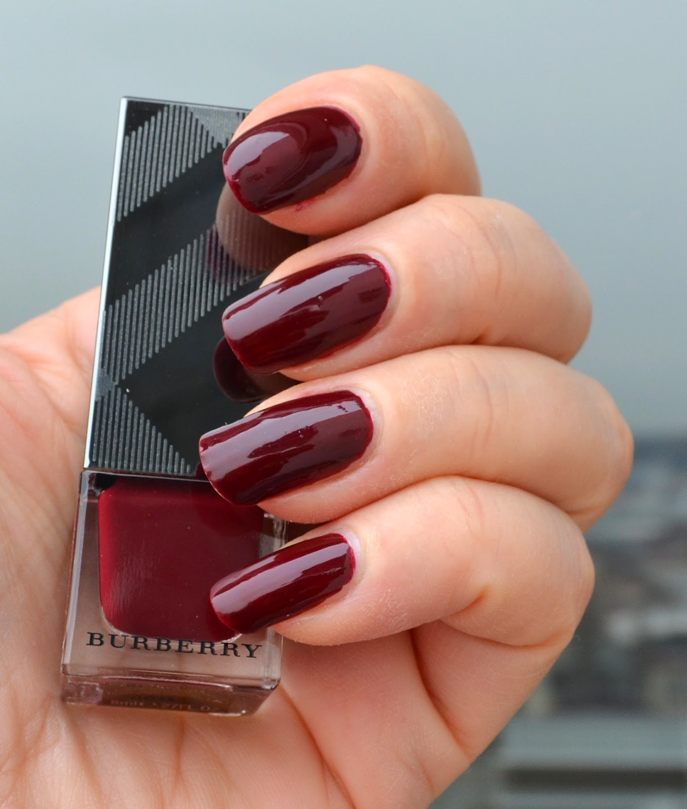 Oxblood Color Nail Polish | Best Nail Designs 2018