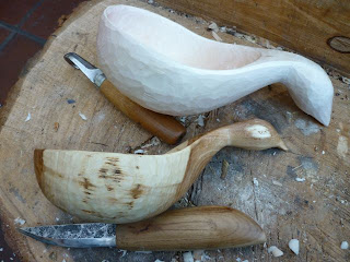 spooncarvingfirststeps+jonmac+kuksa+alehen+spoon+carving spoon carving first steps