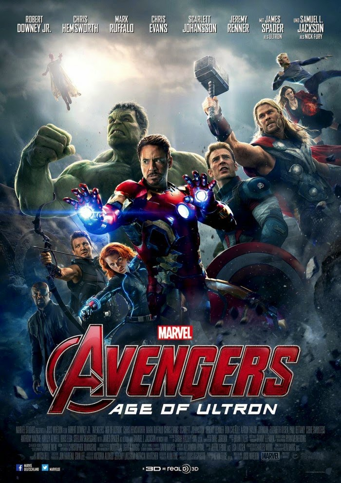 Review Avengers Age of Ultron