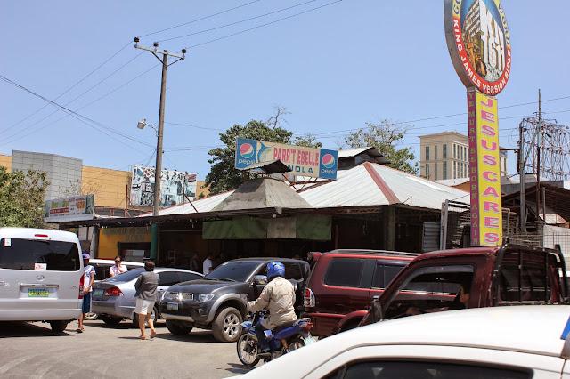 Parr't Ebelle Restaurant, North Reclamation Area, Cebu City, Best Seafood Restaurants in Cebu