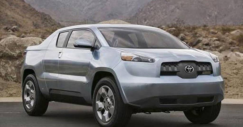 Toyota Tacoma Redesign 2015