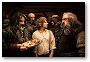 MUST SEE: New Image From THE HOBBITBilbo And The Beards!