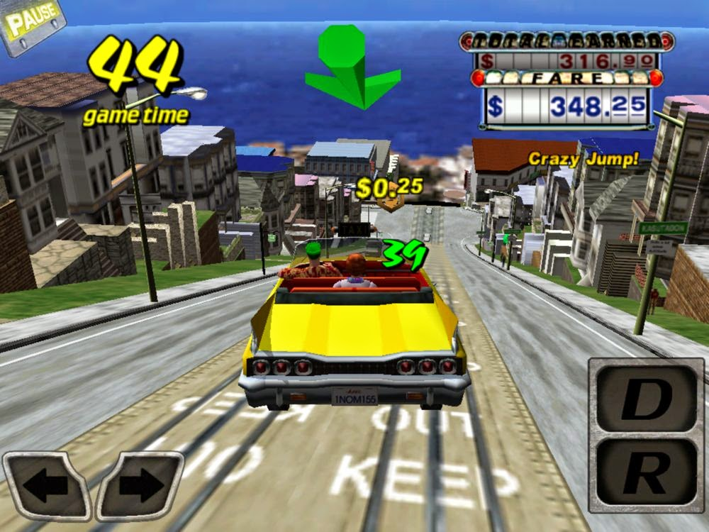 taxi games free  full version