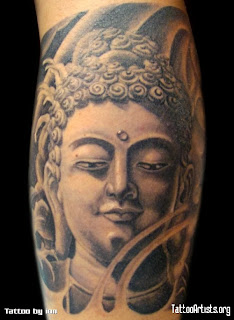 Buddha Girl Tattoos