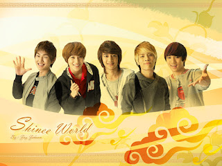 Shinee Wallpaper new photos 1