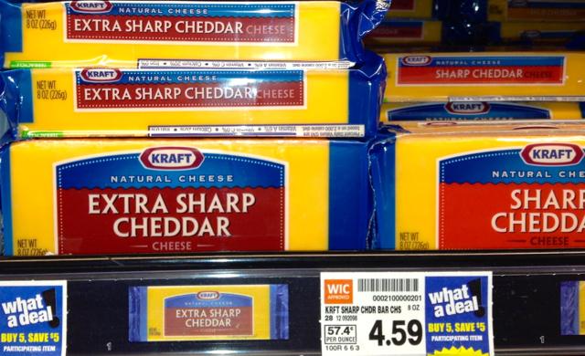 wic cheese