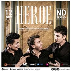 Héroe en Teatro ND ATENEO