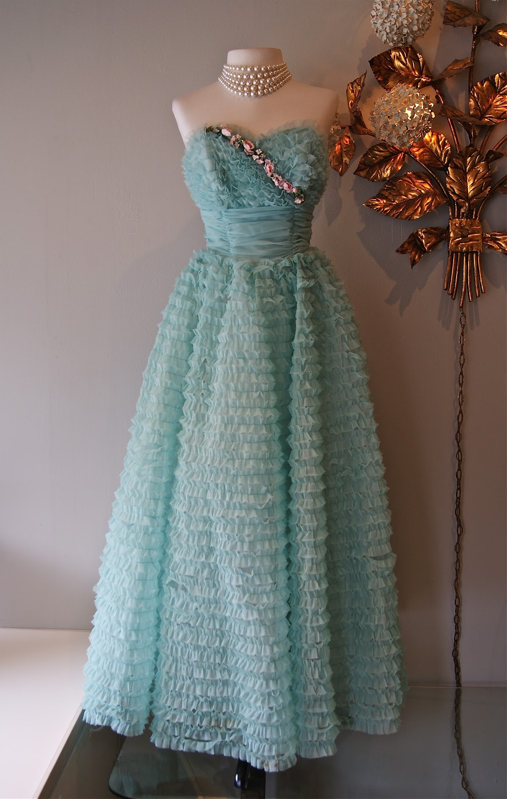 Xtabay Vintage Clothing Boutique - Portland, Oregon: Xtabay Prom ...