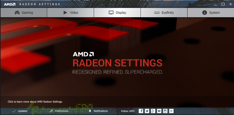 AMD Crimson Driver WHQL