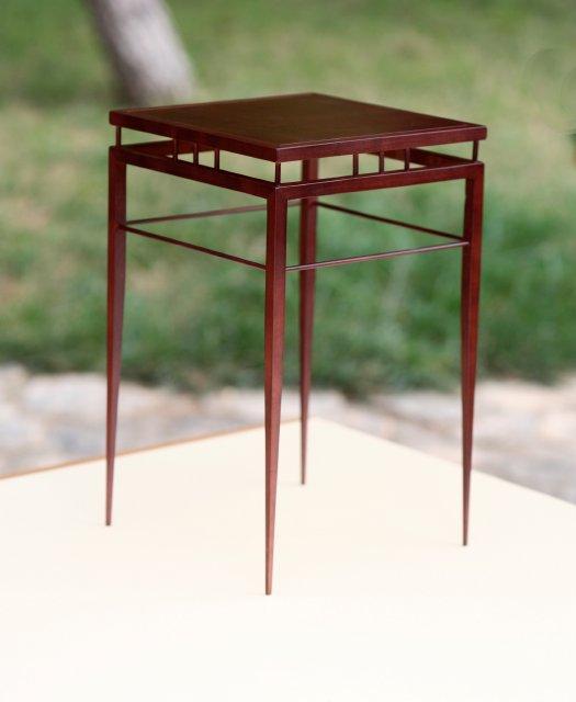 Cer micas fuisca joaqu n pla mesas de bons i - Mesas para bonsai ...