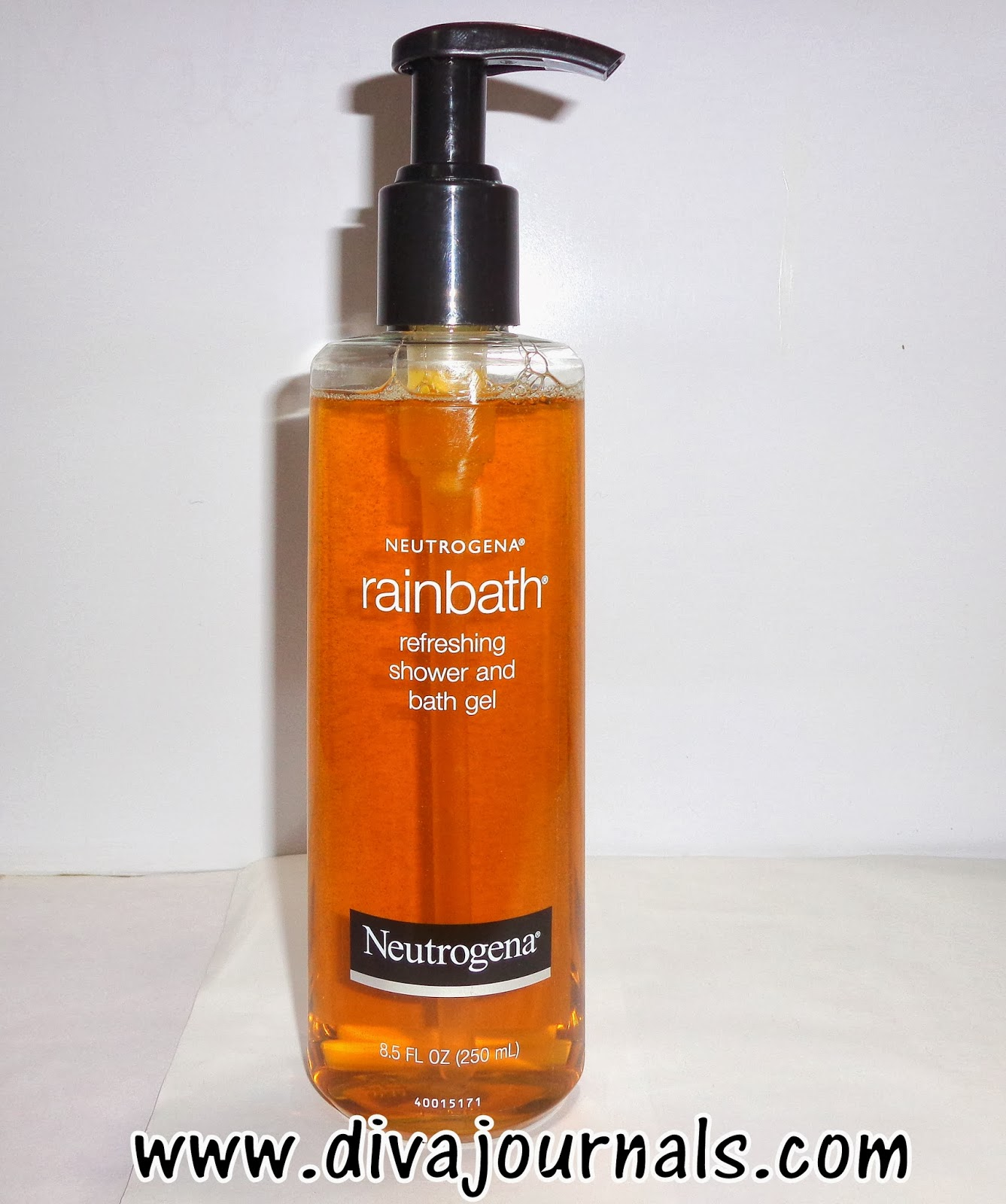 Neutrogena Rainbath Refreshing Shower & Bath Gel Review