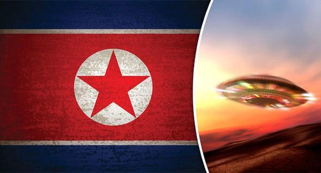 Μυστηριώδες φως πάνω από τη Βόρεια Κορέα (vid)