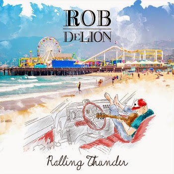 Rob DeLion Rolling Thunder