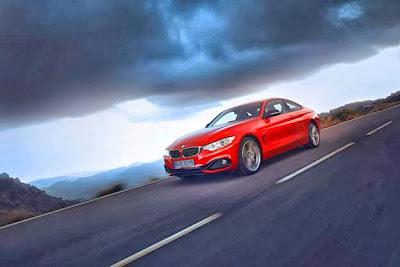 BMW 4 серии Купе