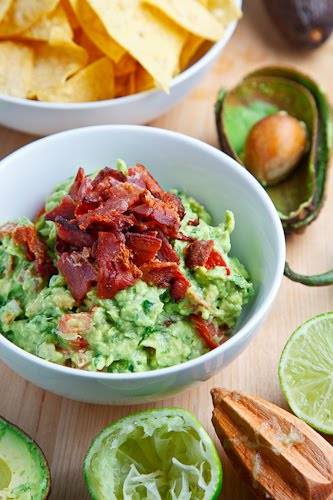 Bacon Guacamole on Closet Cooking