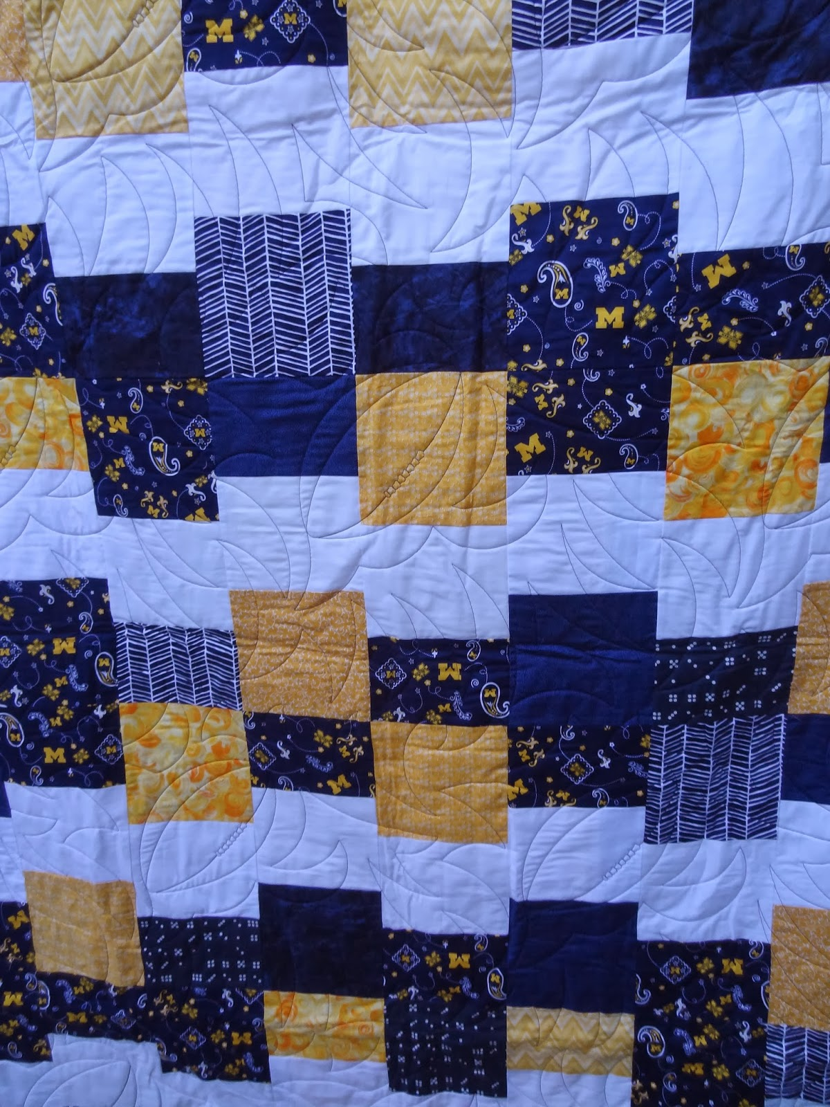 Mama Spark's World: Finished Quilts 2013 : michigan quilts - Adamdwight.com