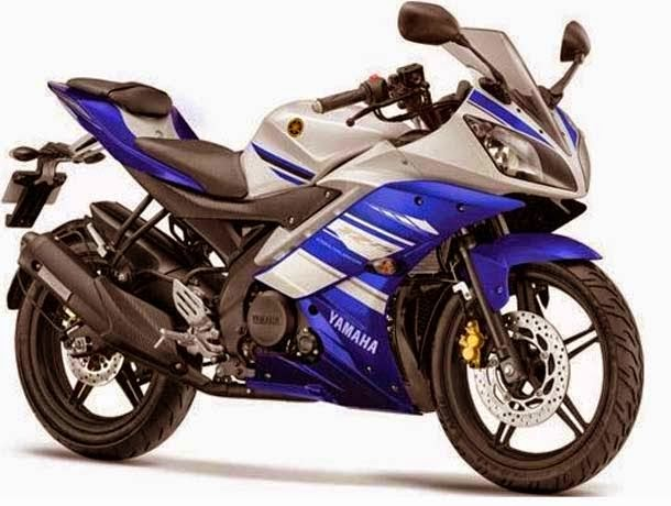 Harga Motor Yamaha R15