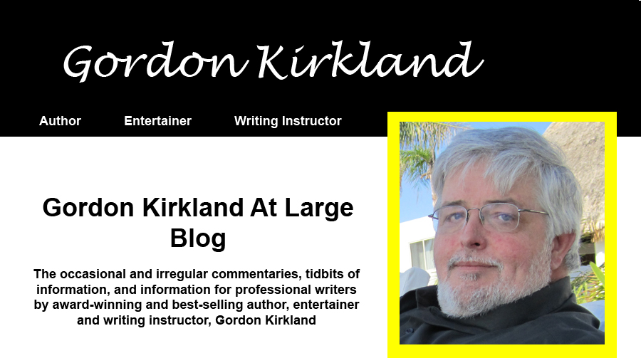 Gordon Kirkland At Large