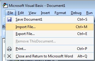 Chandan's Blog: How to import a macro files in Microsoft ...