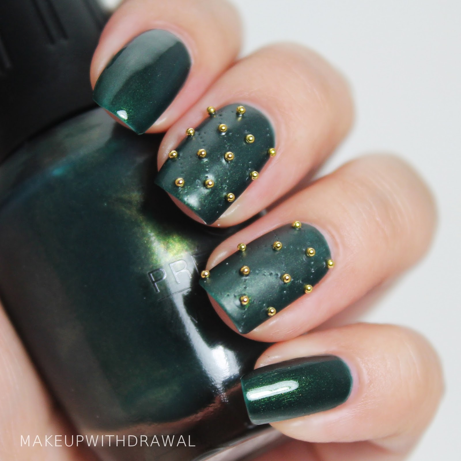 Precision Nail Lacquer Toxic Love Collection: Swatches & Nail Art ...