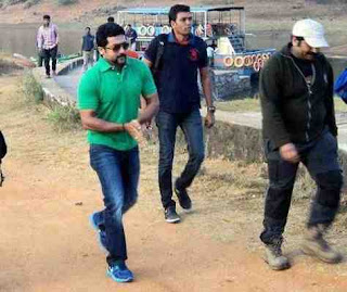 surya singam 2 shootimg spot in kerala suriyaourhero.blogspot.in