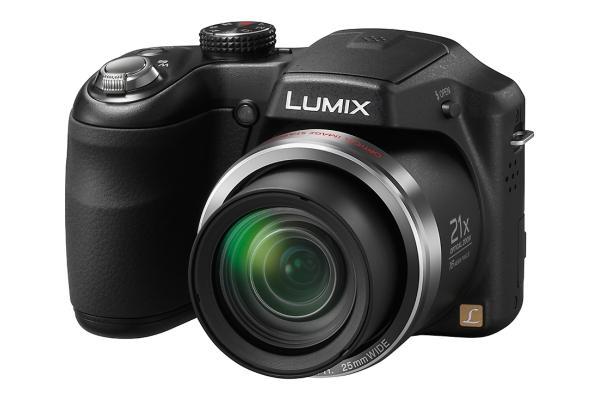 Nueva camara Panasonic Lumix LZ20, cámara avanzada