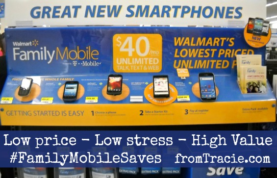 Family Mobile Cheap Wireless Plan At Walmart