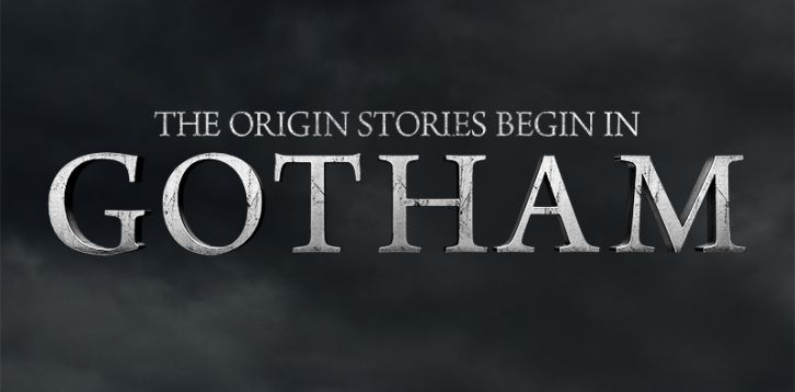 Gotham - New Promotional Poster and Key Art