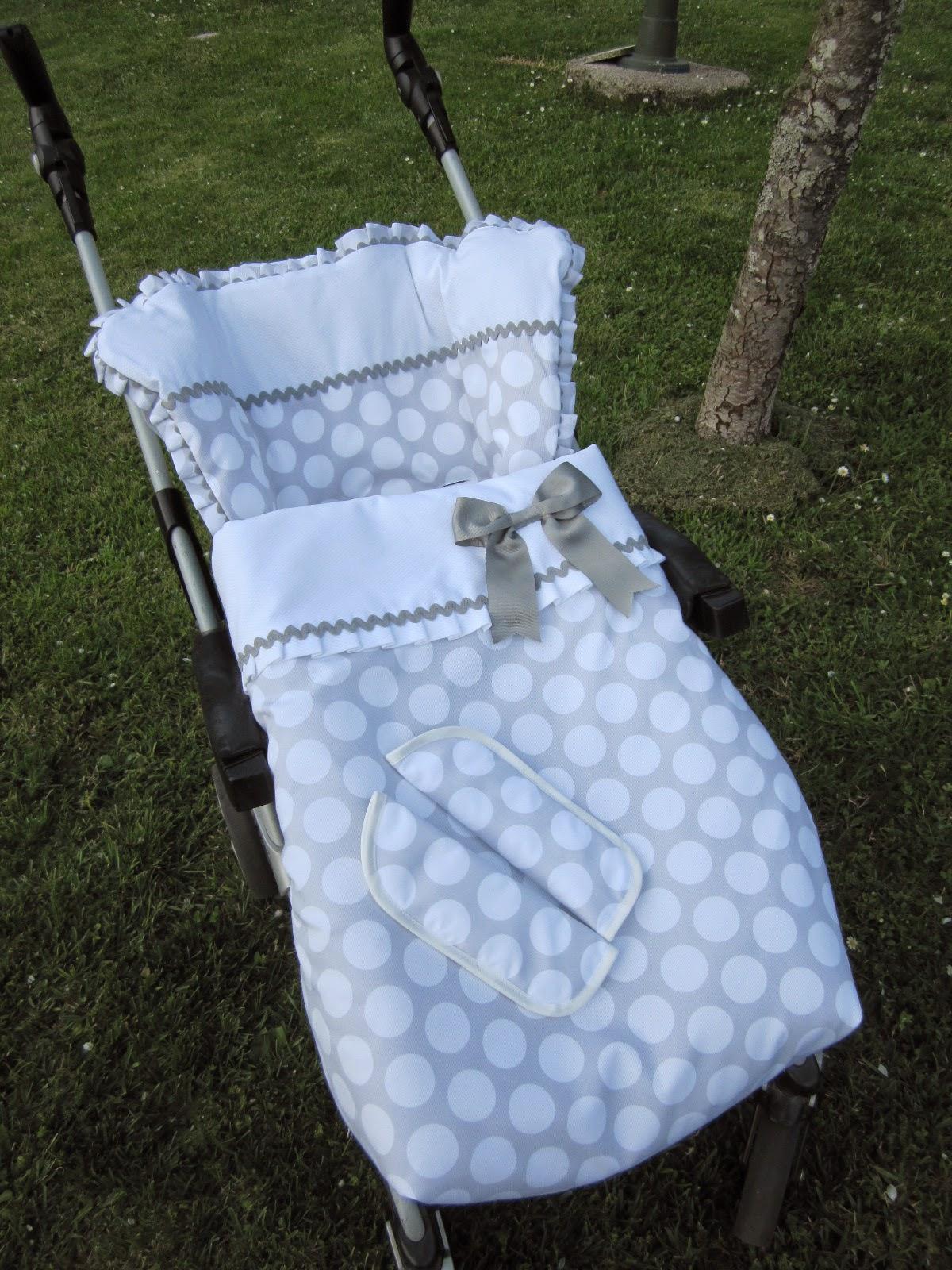 Pequechos saco para silla bebecar y maclaren - Sacos para silla maclaren ...