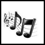 emoticon note musik