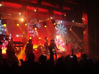 concierto Bunbury Chile 2012